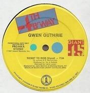 Gwen Guthrie - Ticket To Ride