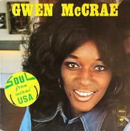 Gwen McCrae - Soul From Miami USA