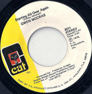 Gwen McCrae - Starting All Over Again / At Bedtime