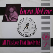 Gwen McCrae - All This Love That I'm Giving