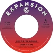 Gwen McCrae - Keep The Fire Burning / Funky Sensation
