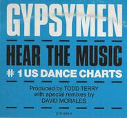 Gypsymen - Hear The Music / Bounce