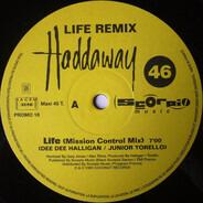 Haddaway - Life Remix