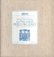 Händel - Concerti Per L'Organo