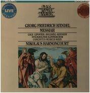 Händel/ Nikolaus Harnoncourt, Stockholmer Kammerchor - Messiah