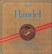 Händel/ Rudolf Schock, Chor der St. Hedwigs Kathedrale - Water Music