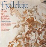 Händel, Haydn,.. - Halleluja - Musik für Festliche Stunden (Wunderlich)