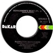 Hamilton Bohannon - Bohannon's Beat (Pt. 1) / East Coast Groove