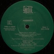 Hammer, MC Hammer - Don't Stop