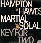 Hampton Hawes , Martial Solal - Key for Two