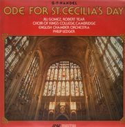 Handel - Ode For St. Cecilia's Day