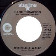 Hank Thompson And His Brazos Valley Boys - Westphalia Waltz / The Blue Skirt Waltz