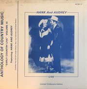 Hank Williams - Early Country Live Vol III. Feat. Hank & Audrey