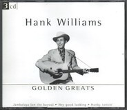 Hank Williams - Golden Greats