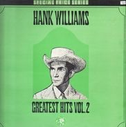Hank Williams - Greatest HIts VOl. 2