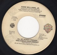Hank Williams Jr. - All My Rowdy Friends Are Coming Over Tonight