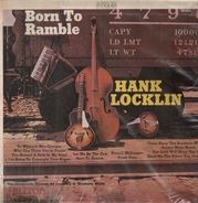 Hank Locklin - Born to Ramble
