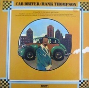 Hank Thompson - Cab Driver - A Salute To The Mills Brothers