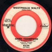 Hank Thompson and His Brazos Valley Boys - Westphalia Waltz