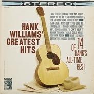 Hank Williams - Greatest Hits
