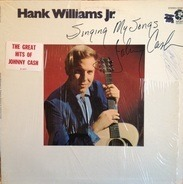 Hank Williams, Jr. - Singing My Songs (Johnny Cash)