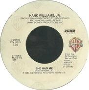 Hank Williams Jr. - She Had Me