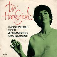 Hanne Wieder Singt 4 Chansons Von Klabund - Die Harfenjule