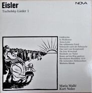 Eisler - Tucholsky-Lieder (Lieder Nach Texten Von Kurt Tucholsky Für Gesang Und Klavier)