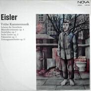 Hanns Eisler - Frühe Kammermusik
