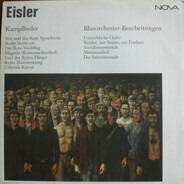 Hanns Eisler - Kampflieder - Blasorchester-Bearbeitungen