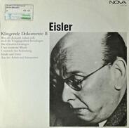 Hanns Eisler - Klingende Dokumente II