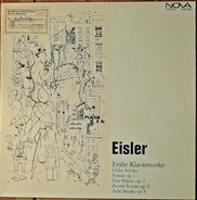 Hanns Eisler - Frühe Klavierwerke