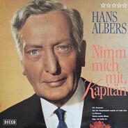Hans Albers - Nimm mich mit, Kapitän