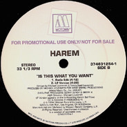 Harem - Is This What You Want