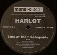 Harlot - Sins Of The Fleshapoids