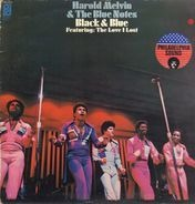 Harold Melvin And The Blue Notes - Black & Blue
