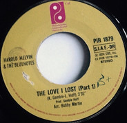 Harold Melvin And The Blue Notes - The Love I Lost (Parts 1 & 2)