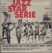 Harold Randolph, Clarence Profit, Teddy Bunn - Washboard Rhythm Bands 1930-1931 Vol. 1