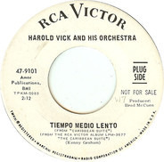 Harold Vick And His Orchestra - Tiempo Medio Lento