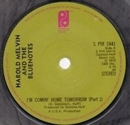 Harold Melvin And The Blue Notes - I'm Comin' Home Tomorrow