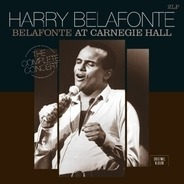 Harry Belafonte - Belafonte At Carnegie..