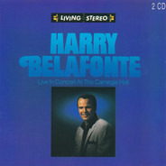 Harry Belafonte - Live In Concert At The Carnegie Hall