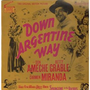 Harry James And His Orchestra , Betty Grable , Carmen Miranda , Helen Forrest , Various - Down Argentine Way / Springtime In The Rockies