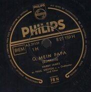 Harry James - O, Mein Papa / Serenata