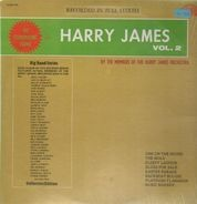 Members Of The Harry James And His Orchestra - The Stereophonic Sound of Harry James Vol. 2