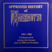 Hawkwind - Approved History Of Hawkwind