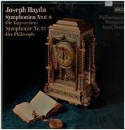 "Haydn - Symphonien Nr. 6 - 8 ""Die Tageszeiten"" - Symphonie Nr. 22 ""Der Philosoph"""