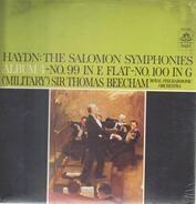 Haydn - The Salomon Symphonies, Album 4