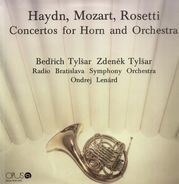 Haydn, Mozart, Rosetti - Concertos for Horn and Orchestra