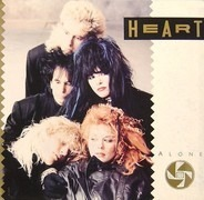 Heart - Alone / Barracuda